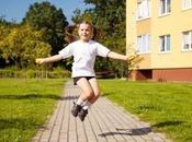 Beneficios saltar comba, para hijos