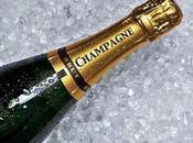Champagne peligro debido cambio climático