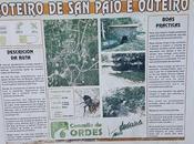 Senderismo Coruña: Roteiro Paio Outeiro Ordes