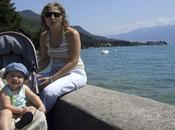 Paseo orilla lago Garda Saló.