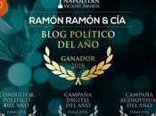 Napolitan Victory Awards Mejor Blog Político
