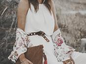 Maxi white dress- maxi vestido para verano armonías