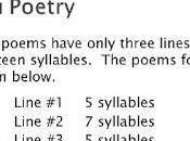 Ejercicio desbloquea escritura escribe diez haikus más)