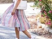 favourite striped skirt