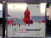 Paseo matemático Quadrat Mannheim