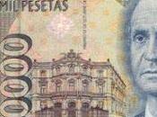 Vida muerte moneda española peseta