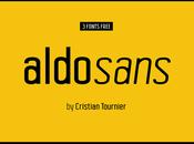 Aldo Sans Free Font