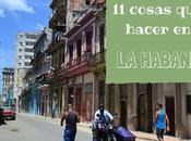 cosas hacer Habana