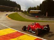 Pruebas libres Bélgica 2018 Vettel Ferrari comienzan liderando