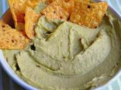 Hummus aguacate