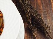 Ensalada lentejas arroz piñones