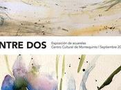 """Exposición pintura """"Entre Dos"""" Rosa Olea Charo Gaitán"""