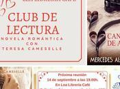 Club novela romántica: septiembre