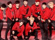 grupos K-POP populares 2018
