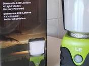 Lámpara camping Lighting EVER 1000 lúmenes