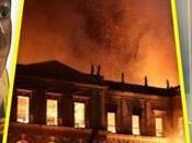 ¿qué obras colecciones perdieron incendio #museo #brasil?