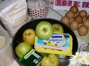 Como preparar bizcocho Manzana