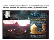primigenia Jaén calcolítica leyenda histórica Atlántida. Conferencia impartida Georgeos Díaz-Montexano.