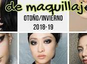 vídeo domingos: Tendencias maquillaje otoño/invierno 2018-19