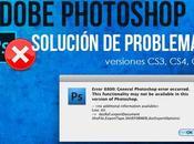 Guías Adobe Photoshop: Solución Problemas
