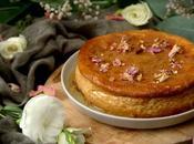 Melopita, tesoro Sifnos: receta pastel queso griego sencillo mundo