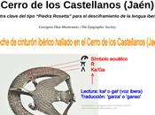 broche cinturón ibérico Cerro Castellanos (Jaén).