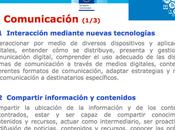 Plan comunicación: redes sociales como canales comunicación gestión conocimiento salud