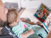 Leerles niños pequeños alta tiene beneficios para conducta atención