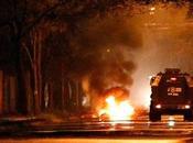 """septiembre: Disturbios sector Pincoya"""" joven herido bala Estación Central"""