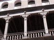 Imagen mes: Logia renacentista Palacio Condes Osorno, Pasarón Vera