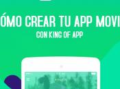 King App, startup permite crear móvil euros