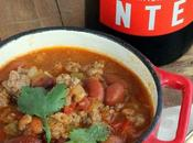 Chili carne fácil rápido, receta infalible para compartir reuniones celebraciones