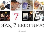 leer: Siete días, siete lecturas (Tag lector)