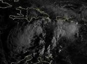 Isaac degenera baja presión, pero igual habrá lluvias República Dominicana.