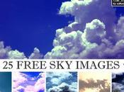 Pack Imágenes Cielos, Gratis Libres Derechos