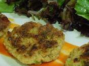 Receta hamburguesas veganas carne soya verduras