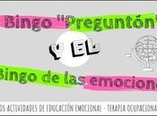 bingo emociones autoconocimiento Recursos educación emocional