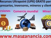 Recursos Ultrapoint (UPX) GRATIS para empresarios, inversores, mineros clientes