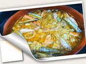 Zarzuela pescado marisco