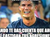 mejores memes sobre expulsión Cristiano Ronaldo Valencia