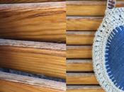 Bolso sostenible crochet ,tela cuero