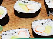 Cómo hacer maki sushi