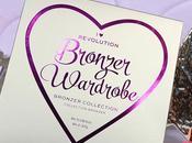 Nueva paleta bronzer wardrobe heart revolution