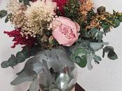 Flores columpio. experiencia.