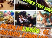 Reseña LaranjaLimão: Paraíso familiar