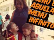 Diario bordo: Menú abuela, menú infinito