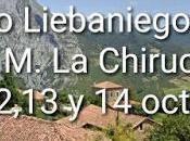 Camino Liebaniego Grupo montaña Chiruca