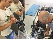 Euromoto85 Grupo Eina Digital imparten primer curso presencial