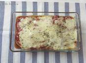 Parmigiana melanzane- Reto Cocina Regional Italiana (propuesta salada)