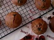 Muffins canela frutos rojos